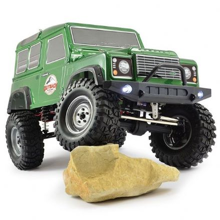 FTX FTX5586 OUTBACK 2 RANGER 4X4 RTR 1:10 TRAIL CRAWLER